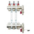Gulvvarme Manifold m Flowmeter - 7 kretser